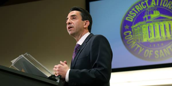 Santa Clara County DA applauds high court ruling giving prosecutors access to police misconduct records